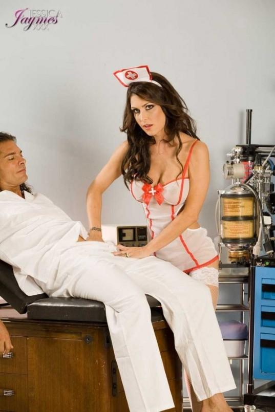 Enfermera Follando Con Su Paciente